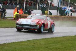 Sally Mason-Styren, Ferrari 365 GTB/4 Daytona LM 1972