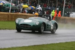 Andy Green, Aston Martin DBR2 1957