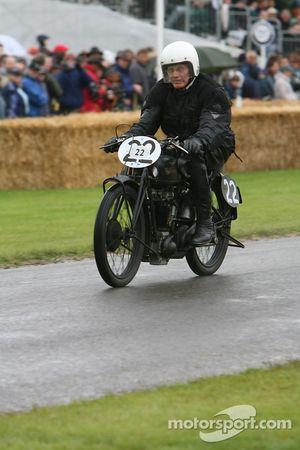 Ivan Rhodes, Velocette Model K 1928