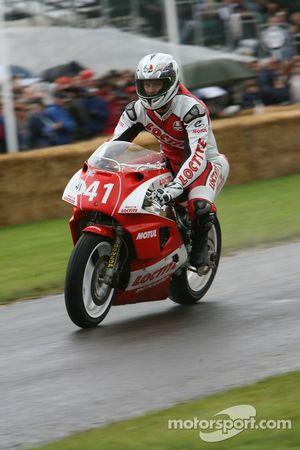 Terry Rymer, Yamaha RW01 1988