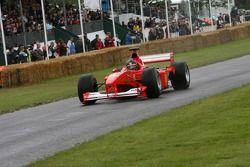 Jim Busby, Ferrari F1-2000 2000