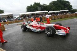 Franck Montagny, Toyota TF106 2006