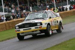 Michele Mouton, Audi Sport Quattro S1 Pikes Peak 1985