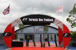 padok entrance