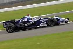 Nico Rosberg, Williams FW29