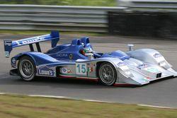 #15 Lowe Fernandez Racing Lola B06-43 Acura: Adrian Fernandez, Luis Diaz