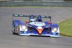 #19 van der Steur Racing Radical SR-9 AER: Gunnar van den Steur, Adam Pecorari