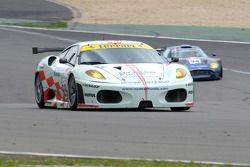#99 JMB Racing Ferrari F430 GT: Paolo Maurizio Basso, Bo McCormick