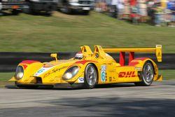 #6 Penske Motorsports Porsche RS Spyder: Sascha Maassen, Ryan Briscoe