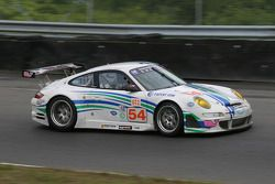 #54 Team Trans Sport Racing Porsche 911 GT3 RSR: Tim Pappas, Terry Borcheller