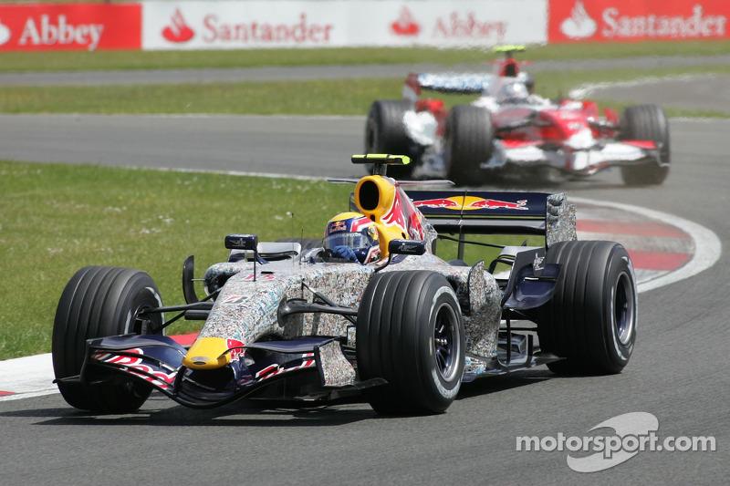 Red Bull RB3 (2007)