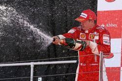 Kazanan, 3.Kimi Raikkonen, Scuderia Ferrari, F2007
