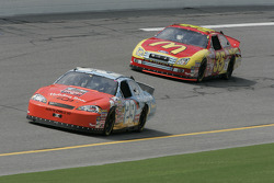 Scott Wimmer and Bobby Hamilton Jr.
