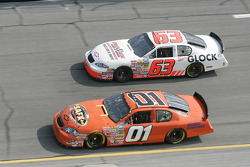 Kerry Earnhardt and Kevin Lepage