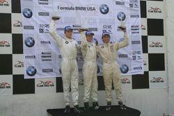 Maxime Pelletier, Sebastien Saavedra et Steven Guerrero
