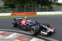 Себастьен Бурдэ, Scuderia Toro Rosso, STR02