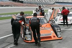 #19 Chip Ganassi with Felix Sabates Lexus Riley: Rob Finlay, Michael Valiante