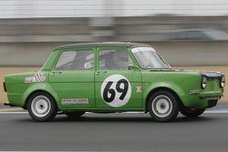 69-Jérôme Boury Govi-Simca 1000 Rally