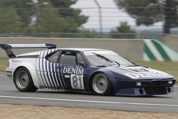 #81 Stanislas De Sadeleer, BMW M1 Procar