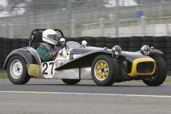 27-Alain Berson-Lotus Seven