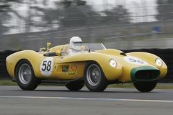 58-Carlos Monteverde-Ferrari 250 Testarossa