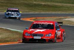 Alexandros Margaritis, Persson Motorsport AMG Mercedes, AMG Mercedes C-Klasse, et Bernd Schneider, T