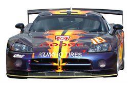 Rendus de la n°13 Dodge / Kumho Tires Dodge Viper Competition Coupé qui participera à la course de v