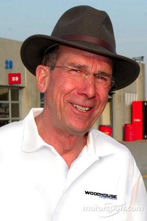 Bob Woodhouse, propriétaire de l'équipe de Performance Woodhouse qui permettra de tester la Dodge Vi
