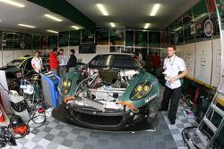 Stand Aston Martin Racing