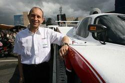 Yves Courage célèbrate sa 25ème participation aux 24 Heures du Mans