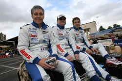 Alain Filhol, Jacques Nicolet et Bruce Jouanny