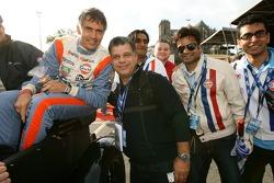 Karim Ojjeh et ses amis