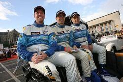 Philip Collin, Horst Felbermayr Jr. et Horst Felbermayr
