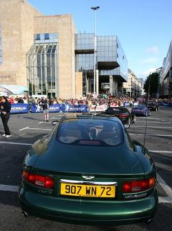 une Aston Martin