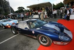 A Ford GT40