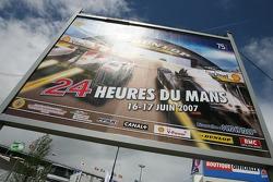Inscrivez-vous pour les 24 Heures du Mans 2007