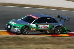 Vanina Ickx, TME, Audi A4 DTM
