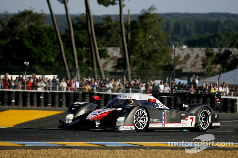 2007 - Team Peugeot Total #7