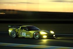 #63 Corvette Racing Corvette C6.R: Johnny O'Connell, Jan Magnussen, Ron Fellows