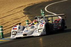 #15 Charouz Racing System Lola B07-17 Judd: Jan Charouz, Stefan Mücke, Alex Yoong