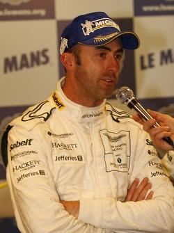Conférence de presse d'après-course: David Brabham