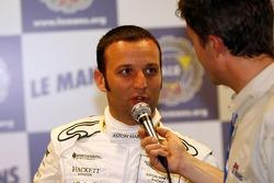 Conférence de presse d'après-course: Darren Turner