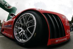 Détail de la Scuderia Ecosse Ferrari 430 GT Berlinetta