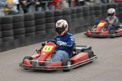 Evento de Go-kart: Marco Melandri