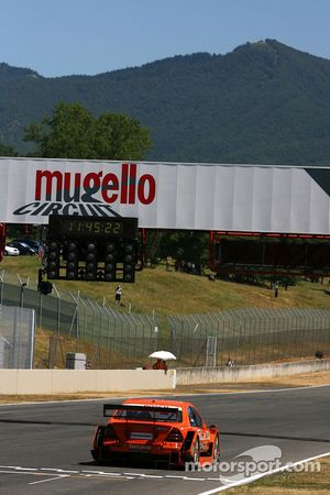 Daniel la Rosa, Mücke Motorsport AMG Mercedes, AMG Mercedes C-Klasse