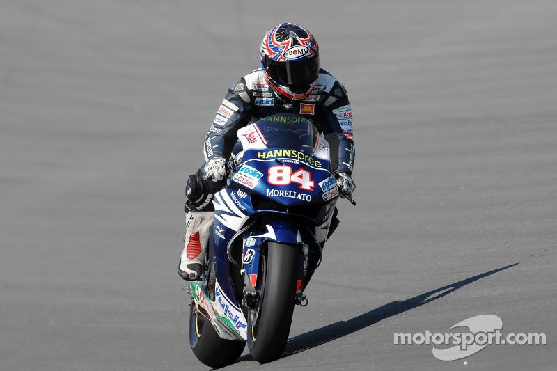 2007: Michel Fabrizio (Honda RC212V)*