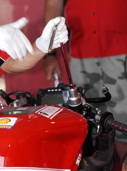 Настройка мотоцикла