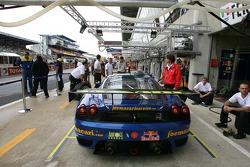 AF Corse Ferrari 430 GT Berlinetta