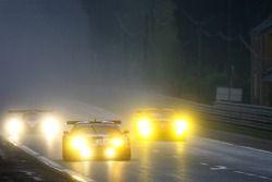 #67 Convers Menx team Ferrari 550 Maranello: Alexei Vasiliev, Tomas Kostka, Robert Pergl