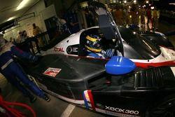 Sébastien Bourdais de retour dans le garage